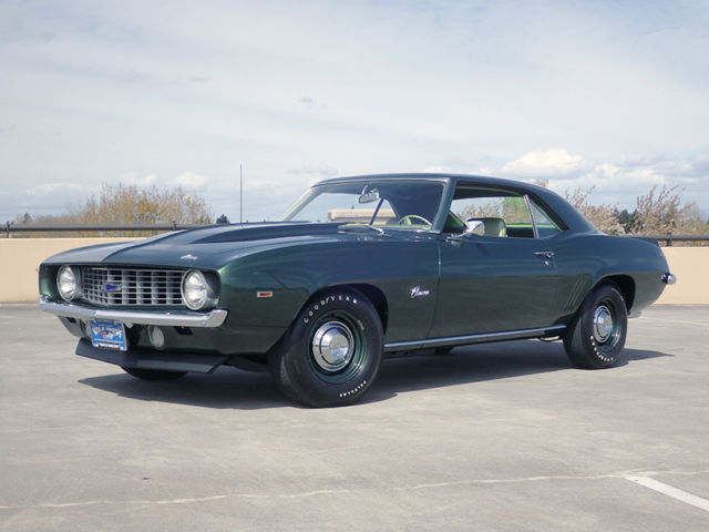 1969 Chevrolet Camaro COPO L72-427, 4-speed