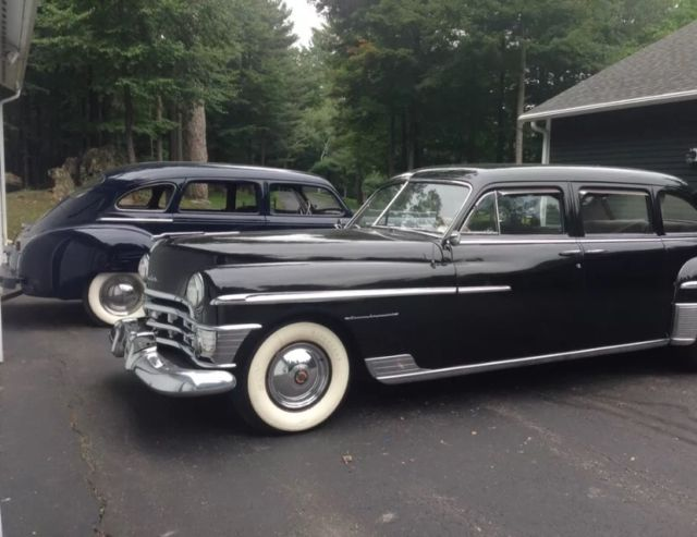 1950 Chrysler Imperial Imperial limousine