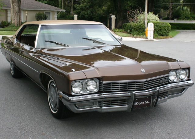 1972 Buick Electra LIMITED - LOW RESERVE - 59K MI