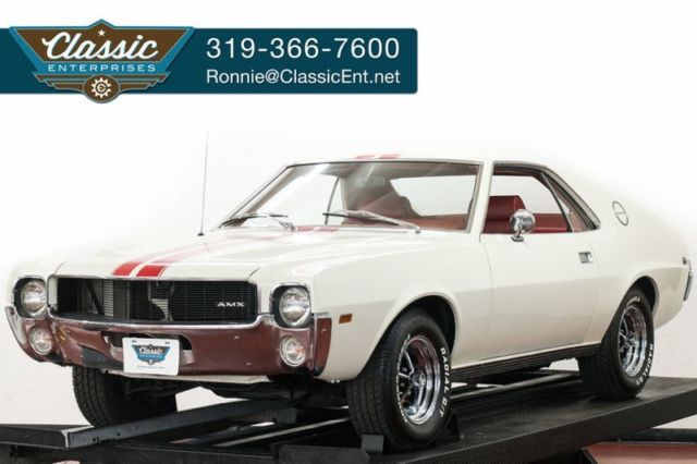 1969 Other Makes AMX AMC Rare restored American Motors Performance Car