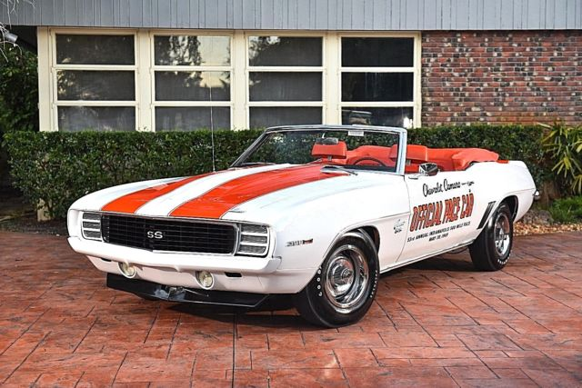 1969 Chevrolet Camaro Pace Car 396/375HP