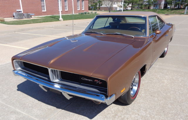 1969 Dodge Charger R/T SE RARE