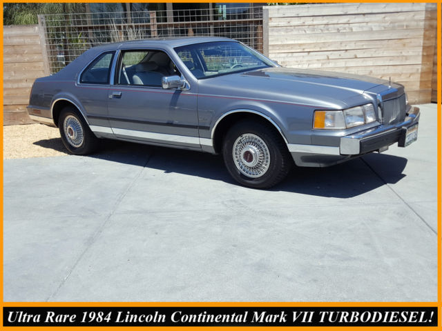 1984 Lincoln Mark Series