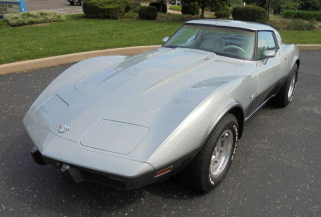 1978 Chevrolet Corvette 4spd L82