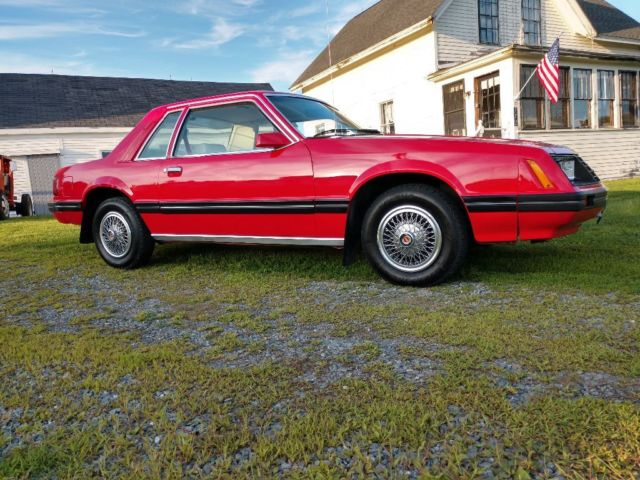 1979 Ford Mustang Ghia Notchback 5.O