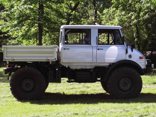 1980 Mercedes-Benz Other Doka