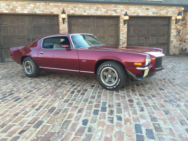 Unrestored 1973 Camaro Z/28 RS LT - One of the Best 1970 to