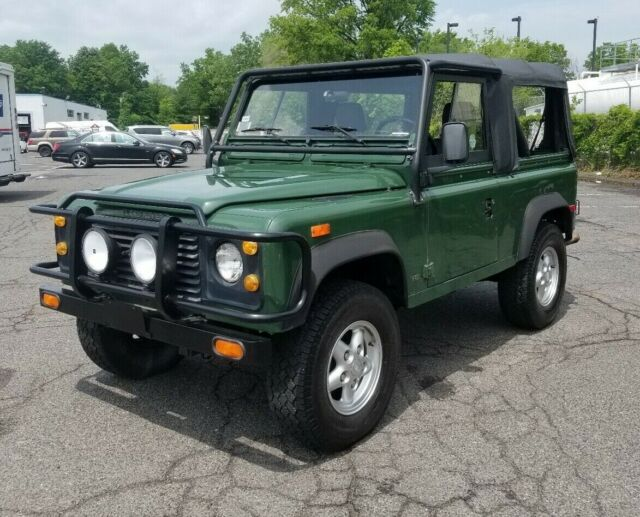 1994 Land Rover Defender Soft Top 90