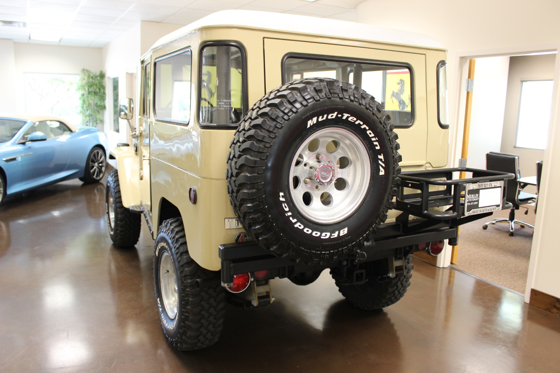 Bj40 Toyota 1983 Manual More Electric Fan Wiring Help Incl Diagram Ih8mud Forum Landcruiser Import 004 Array Used 1969 Fj40 Beige For Sale Photos Rh Topclassiccarsforsale Com