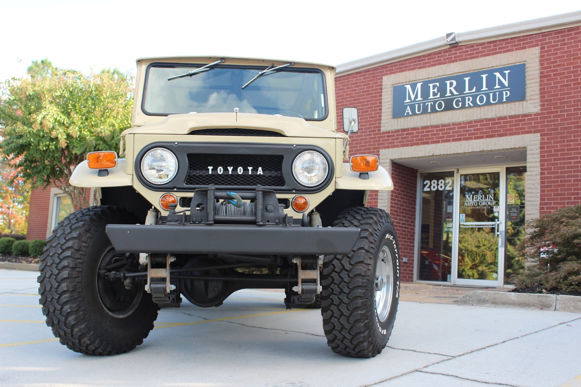 Bj40 Toyota 1983 Manual More Electric Fan Wiring Help Incl Diagram Ih8mud Forum Array Used 1969 Fj40 Beige For Sale Photos Rh Topclassiccarsforsale Com