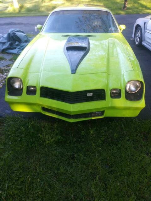 Used 1981 Chevrolet camaro