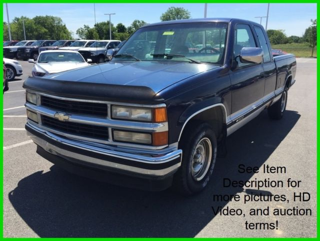 1994 Chevrolet C/K Pickup 1500 Sportside