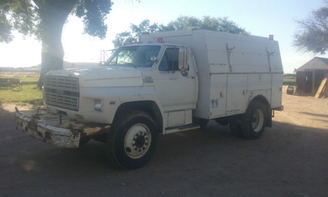 1988 Ford Other Pickups F600