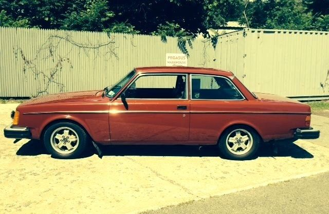 V-8 CONVERSION 1980 VOLVO 242 for sale: photos, technical