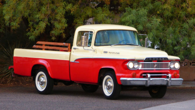 1960 Dodge Other Pickups Pickups