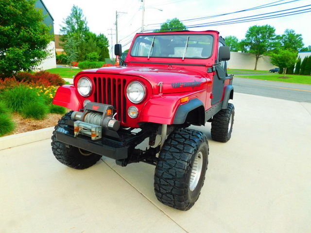1986 Jeep Other CJ7 V8