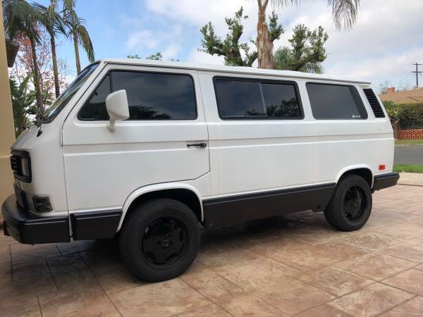 7e8f8d7da496d6 Vanagon Carat Under Warranty New! Rebuilt! 2.3 GoWesty Engine and  Transmission
