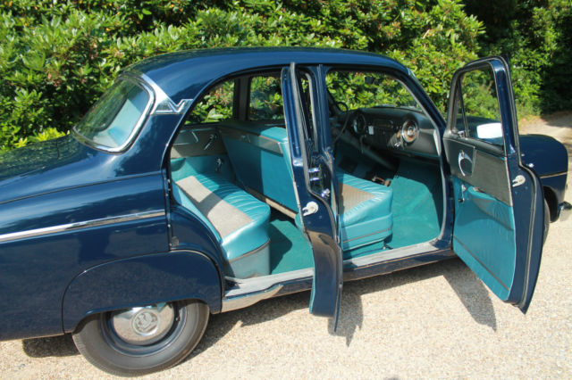 1957 Other Makes VAUXHALL VELOX velox