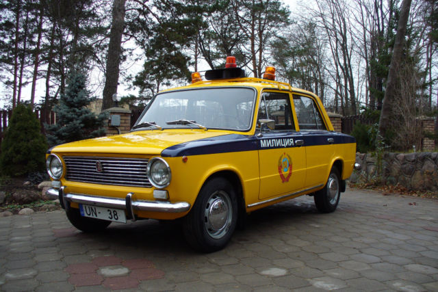 1977 Other Makes LADA 2101