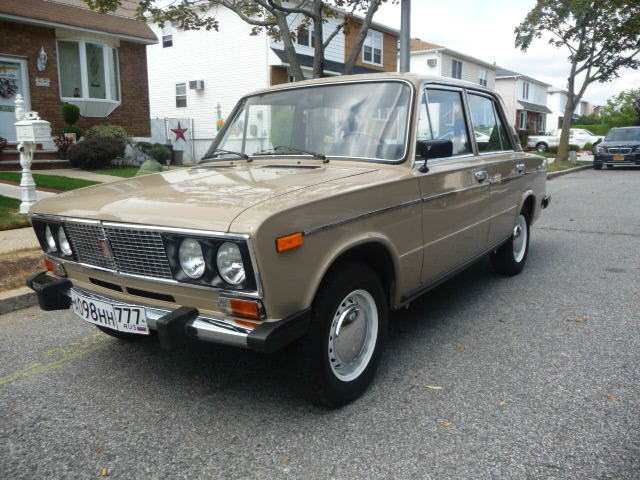 1988 Other Makes LADA VAZ 2106