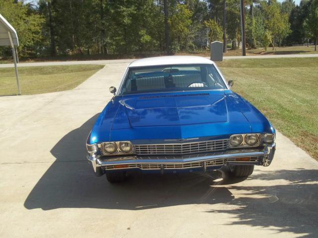 1968 Chevrolet Bel Air/150/210 Bel-Air