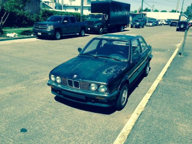 1986 BMW 3-Series Compact