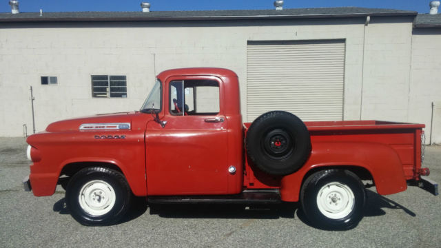 1958 Dodge Other Pickups D100