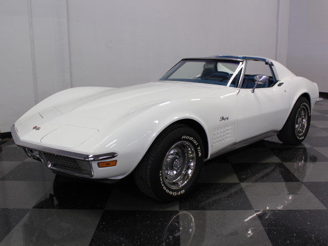 1970 Chevrolet Corvette Restomod