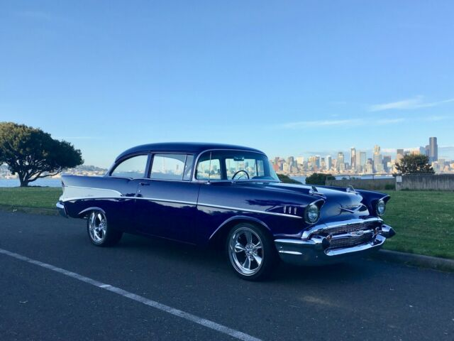 1957 Chevrolet Bel Air/150/210 210 POST
