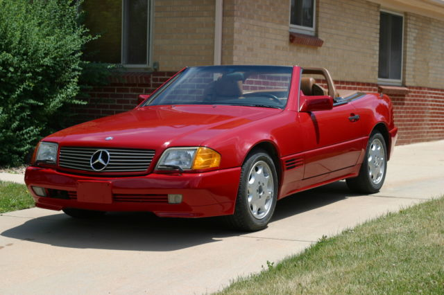 1992 Mercedes-Benz 500-Series 500sl
