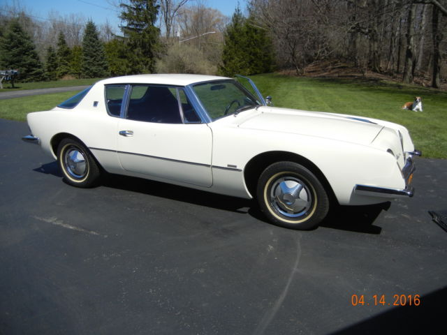 1963 Studebaker Avanti R-2 Regal