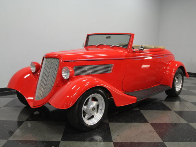 1934 Ford Model A Roadster
