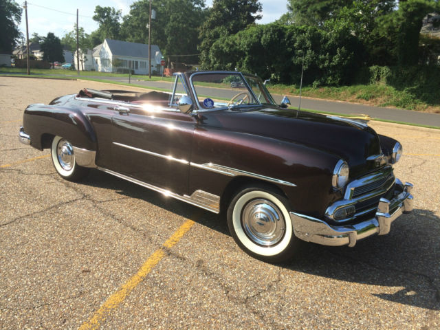 1951 Chevrolet Bel Air/150/210 Convertible