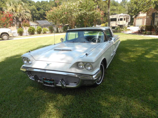 1959 Ford Thunderbird coupe/2 dr hardtop