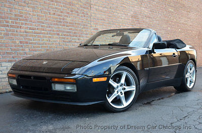 1991 Porsche 944 VERY RARE 1 OF 562 !!! CONVERTIBLE !!! VERY CLEAN !!!