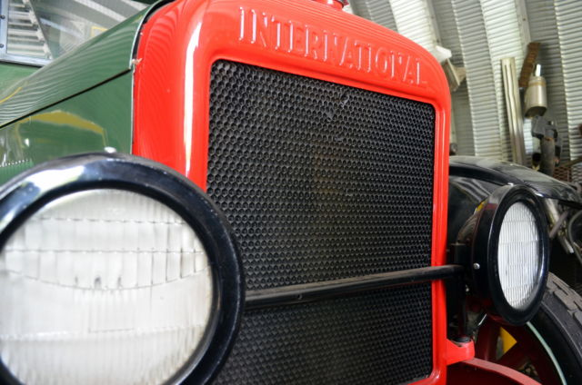 1921 International Harvester Other 3/4-Ton Commercial Delivery Truck