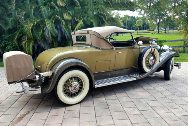 1931 Packard Super 8
