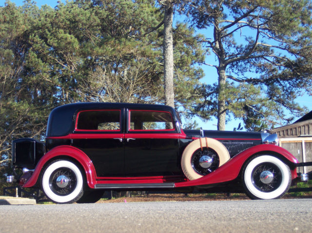 1933 Lincoln Other