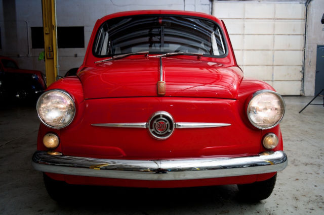 1959 Fiat 600 coupe