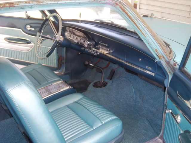 Wheel Bearing Noise >> Very Rare 1962 Mercury Comet S22 FACTORY 4 SPEED Original paint and interior for sale: photos ...
