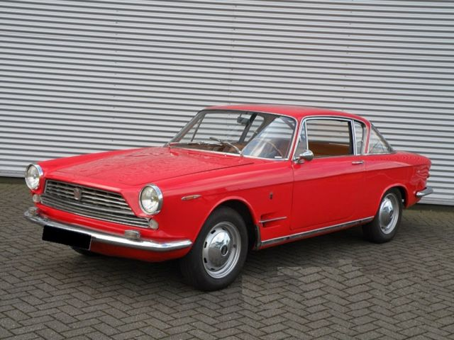 1965 Fiat 2300 S Coupe