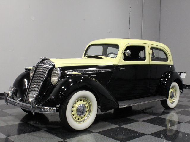 1936 Other Makes Touring Sedan 618 G