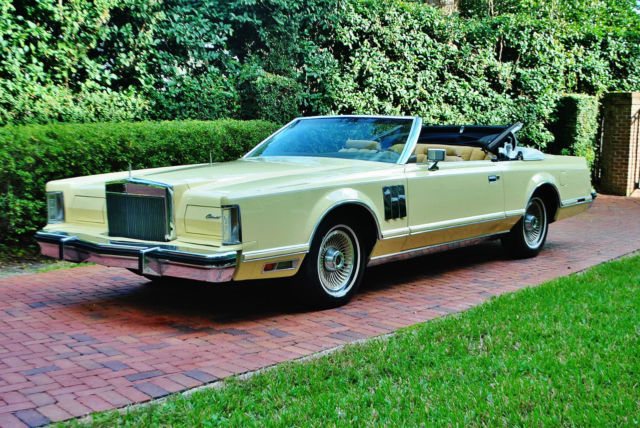 1978 Lincoln Mark Series Simply as nice as they come new top