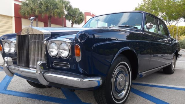 1967 Rolls-Royce Silver Shadow 2-Door Saloon
