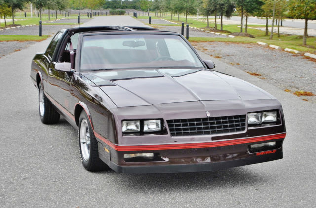 1987 Chevrolet Monte Carlo Must see and drive.