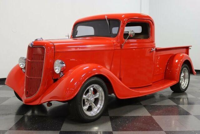 Very Sharp Vintage Truck Great Paint Colors 283 V8 Auto A C Drives Great For Sale Photos Technical Specifications Description
