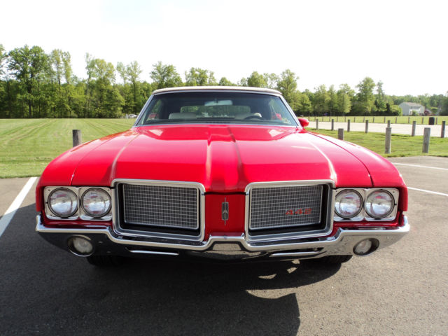 Find car color by vin number - Very Slick Oldsmobile Cutlass 442 Convertible Tribute Gm 65 66 67 68