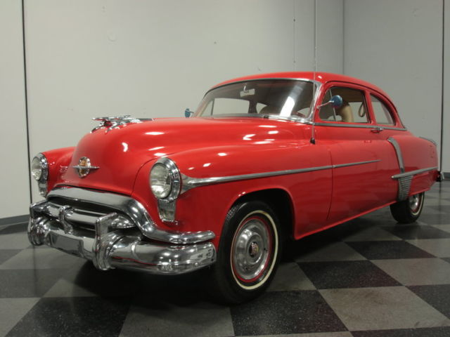 1951 Oldsmobile 2 Door Sedan