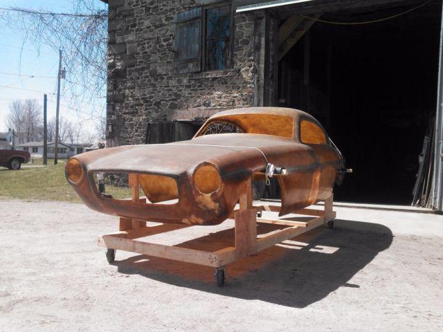 Victress Coupe C2 NOS Fiberglass body Vintage race for sale