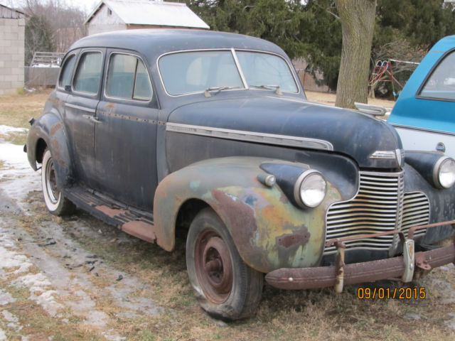 vintage 1940 4 door chevy sedan for sale photos